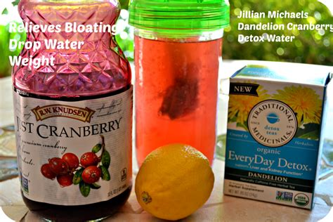 Jillian Detox Water Does It Work by Find Out Why Jillian Detox Drink May Work For You