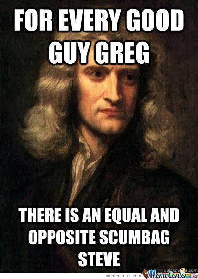 good guy greg    equal