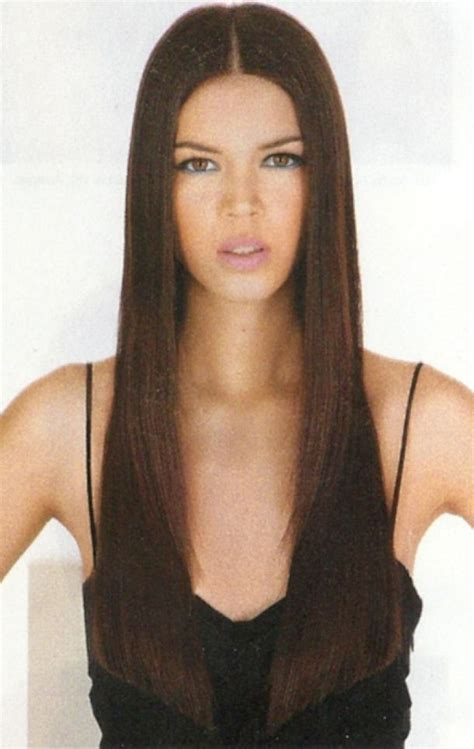 long hair warior cuts 36 best images about long one length hair cut ascending
