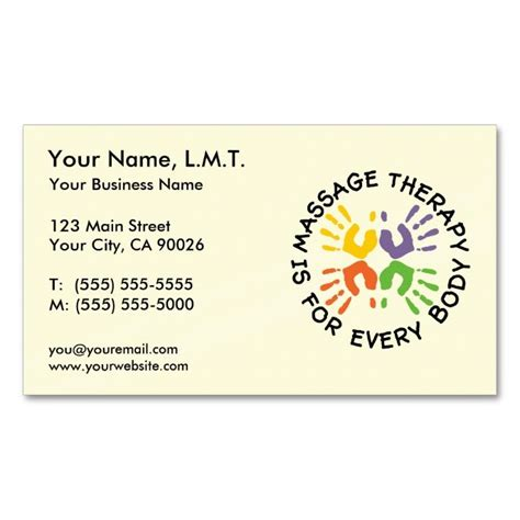 therapy business card templates free 2049 best business cards images on