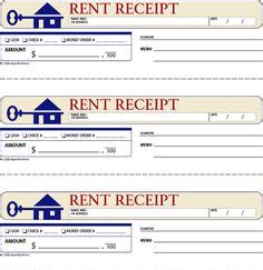 1000 images about rent receipts on pinterest workshop 1000 images about rent receipt on pinterest money order
