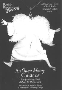 An Owen Meany Christmas | Book-It Repertory Theatre