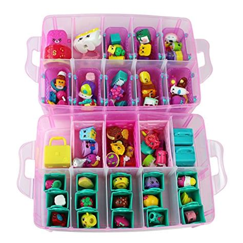 Pajamas Rainbow Tsum Cw bins things stackable storage container for shopkins