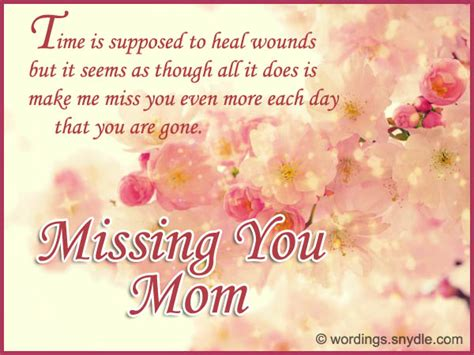 imagenes de i miss you mom what i ve learned in the year you ve been gone her cus