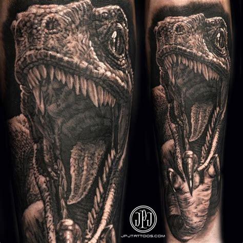 jurassic park tattoo velociraptor jurassic park www pixshark
