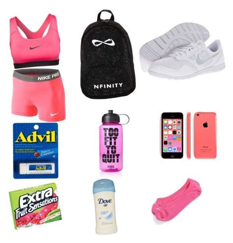 25 best ideas about cheer bags on