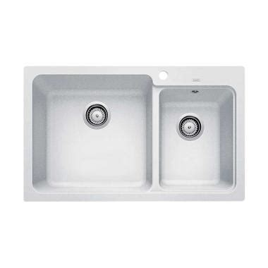 Blanco Naya 8 S White Kitchen Sink kitchen sink blanco jual produk terbaru terlengkap