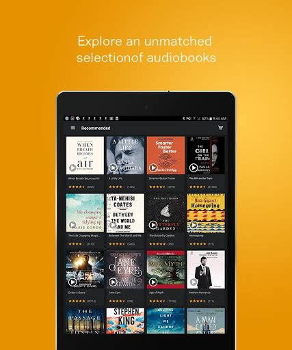 audible for android apk audiobooks from audible for pc