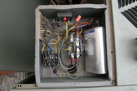 rheem air conditioner fan motor capacitor rheem air conditioner wiring diagrams get free