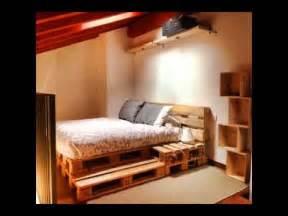 Pallet Bedroom Furniture Pallet Bedroom Set Kbdphoto