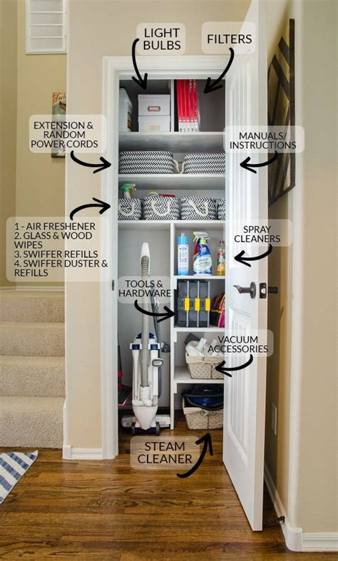 Coat Closet Shelving Best 25 Cleaning Closet Ideas On Ikea Closet