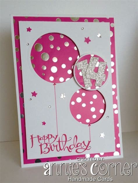Handmade Birthday Card Designs For Best Friend - beautiful birthday card designs for journalingsage