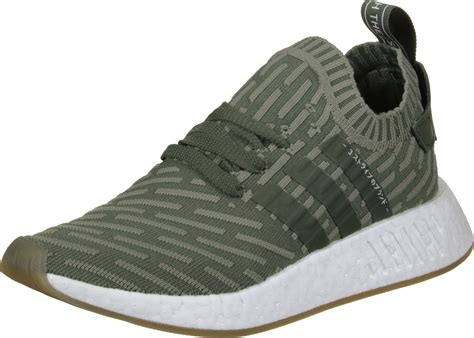 Adidas Nmd R2 Pk Pink Po adidas nmd r2 pk w shoes olive pink