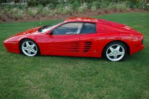 Testarossa Value Auction Results And Data For 1987 Testarossa