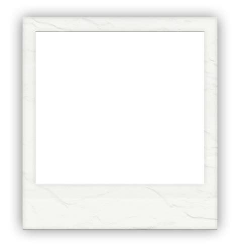 Blank Polaroid Frame Png