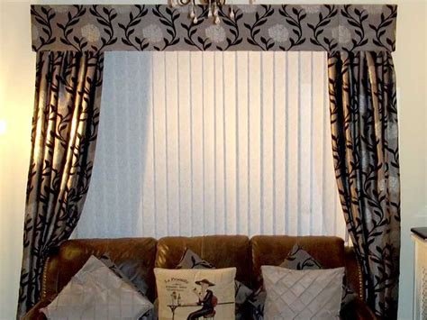 Valance Curtains For Living Room by Living Room Curtain Drape Curtain Design