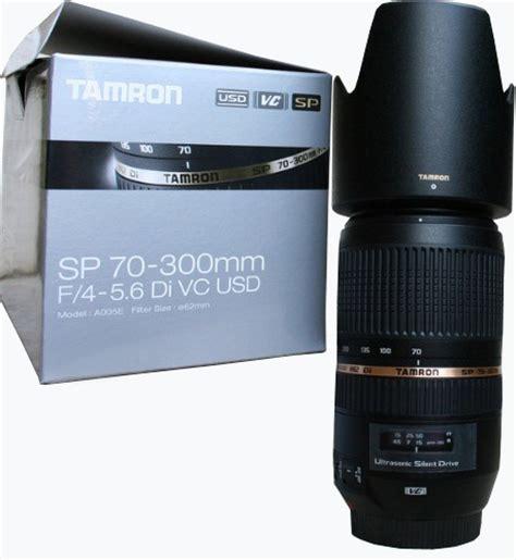Tamron Sp 70 300mm F4 5 6 Di Vc Usd Lens For Nikon tamron 70 300mm f4 5 6 canon fit sp di vc usd lens uk wc1