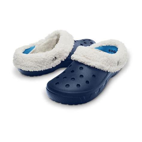 winter clogs for crocs mammoth evo clogs slipper winter lined black