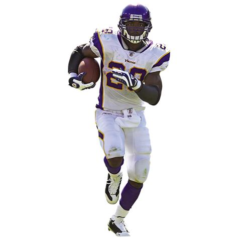 nfl fatheads wall stickers shop fathead nfl sports wall stickers at lowes