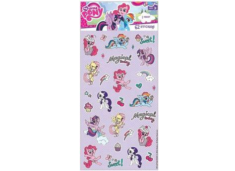 Stiker Sticker Pony my pony stickers