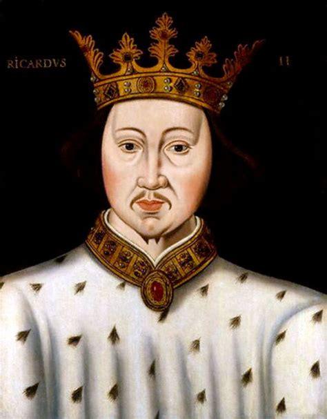 richard ii richard ii king of england 1367 1400