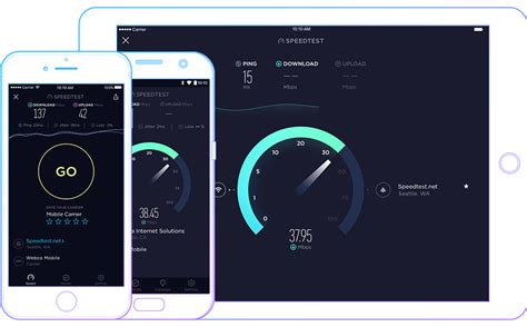 app speed test speedtest apps test your anywhere with any device