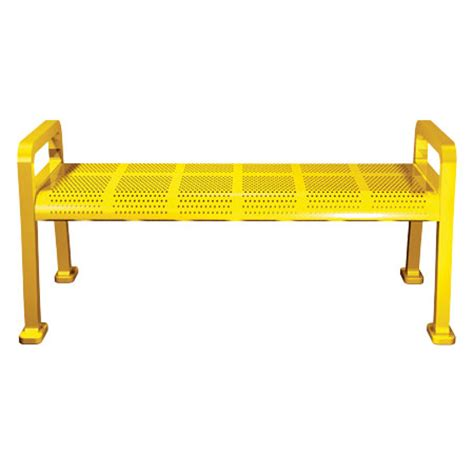 backless metal bench backless bench outdoor backless benches metal backless