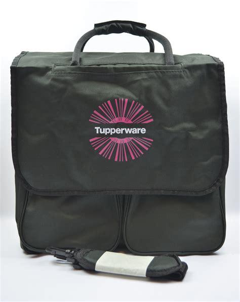 Tupperware Silver Tote Bag tupperware consultant bag tupperware