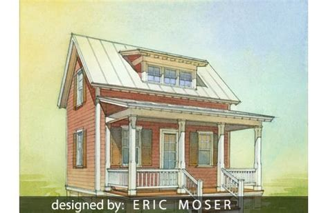 17 Best Images About Katrina Cottages On Pinterest House Eric Moser House Plans