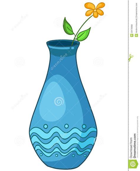 Vase Illustration by Home Vase Stock Vector Image Of Decor