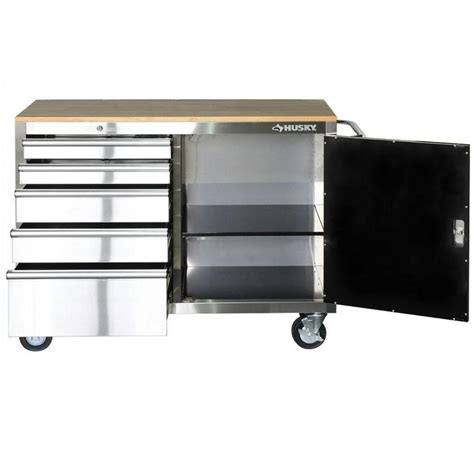 Husky 46 9 Drawer Mobile Work Center by 1000 Images About Makerspace Furniture On