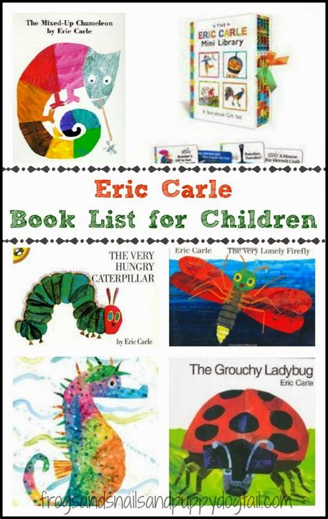 eric carle picture books eric carle book list for children fspdt