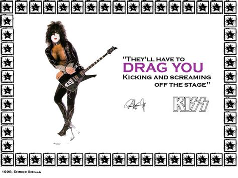 stanley will probably be books images paul stanley hd wallpaper and background