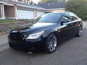 Bmw 545i 2005 Sell Used 2005 Bmw 545i M5 Style Navi M5 Rims Sport