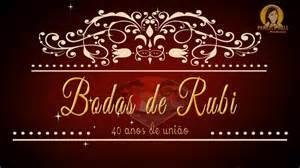 Projeto bodas de rubi by pamella mell youtube