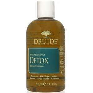 Powder Detox Bath by Buy Druide Detox Foaming Bath At Well Ca Free Shipping