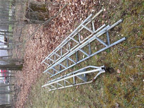 tv antenna tower sections tv antenna tower buy sell items tickets or tech in
