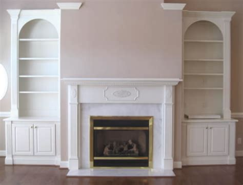 Bookcase Fireplace Surround by Fireplace With Bookcases Photos Omahdesigns Net