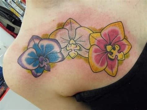 front shoulder tattoos designs ideas and meaning