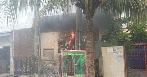 tattoo di jakarta utara gardu terbakar di jakarta utara listrik padam okezone news