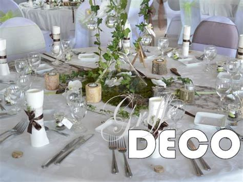 Idees Pour Mariage Theme Nature by Deco Mariage Theme Nature