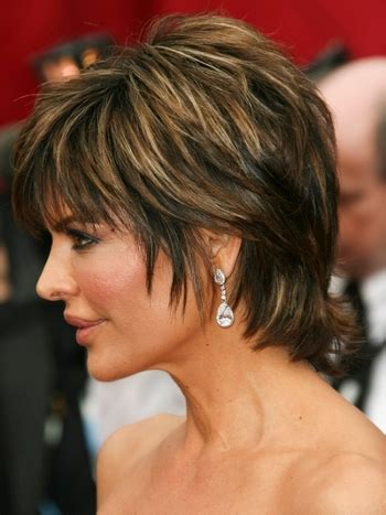 back view lisa rinna hair lisa rinna haircuts