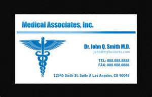 17 awesome business card template for doctors sample