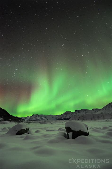 northern lights alaska time of year wrangell st elias national park archives skolai images