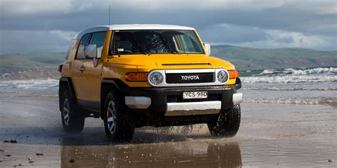 fj cruiser price 2016 toyota fj cruiser review caradvice