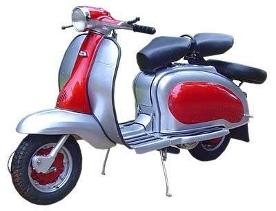 Modifikasi Vespa Lambretta by Modifikasi Vespa Lambretta 1960 Gambar Modifikasi