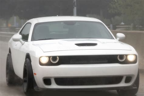 widebody demon could these be the first spy photos of the 2018 dodge