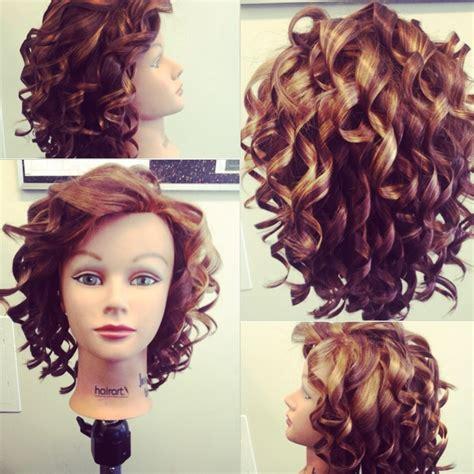k michelle spiral curls 17 best images about spiral curls on pinterest spiral