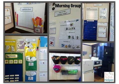special education room setup my classroom the autism helper