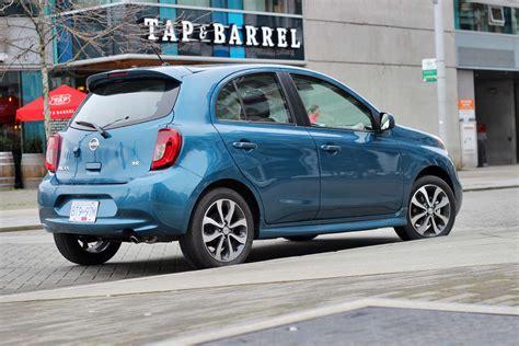 2016 Nissan Micra Sr Autos Ca